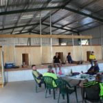 3 stand shearing shed