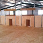 4 stand shearing shed